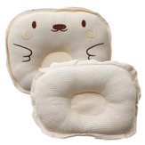 Baby Infant Newborn Memory Foam Pillow Prevent Flat Head Positioner Soft