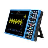 Micsig STO1102C Digital Inteligente Osciloscópio 100MHz 2CH Handheld Osciloscópio Scopemeter automotivo Osciloscópio