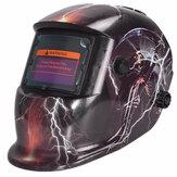 Saldatura automatica solare del casco per saldatura con oscuramento ARC Tig MIG Macinazione illuminazione per saldatura Maschera
