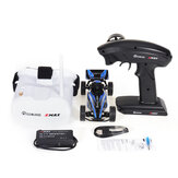 Eachine & EMAX EAT03 1/24 2.4G RWD Electric FPV RC Car w/ Optional Goggles for Interceptor Full Proportional Control RTR Model