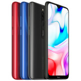 Xiaomi Redmi 8 Global Version 6.22 pollici Dual Rear fotografica 4GB 64GB 5000mAh Snapdragon 439 Octa core 4G Smartphone