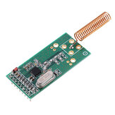 CC1101 433MHz اللاسلكية RF وحدة الإرسال والاستقبال CC1100 3.3V