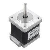 HANPOSE 14HS4012 40mm Nema 14 Stepper motor 35 motor 35BYGH40 1.2A 0.22Nm 4 cables para impresora 3D CNC Láser