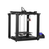Creality 3D® Ender-5 Pro Kit preinstalado de impresora 3D mejorada Tamaño de impresión 220 * 220 * 300 mm con placa base silenciosa / Plataforma extraíble / Doble eje Y / Modular Diseño