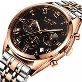 Lige985224-часоваядатаДисплеймужские наручные часы