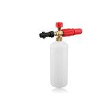 1L Lavadora a presión Espuma de nieve Coche Lanza de botella de lavado para Karcher K2-K4 Kit