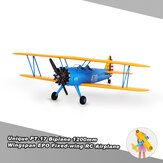 Hookll PT-17 Doppeldecker 1200mm Spannweite EPO RC Flugzeug KIT / PNP Scaled Fixed-Wing Zoomed Aircraft