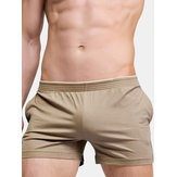 Plain Cotton Boxer Shorts
