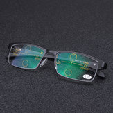 Multi Focus Sunglasses Photochromic Progressive Transition Reading Glasses