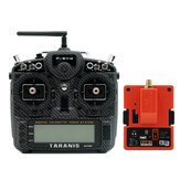 Frsky Taranis X9D Plus SE 2019 24CH ACCESS D16 Mode2 FCC رواية Transmitter with R9M 2019 900MHz Transmitter Unit