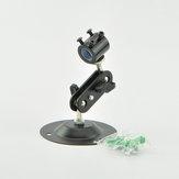 MTOLASER 13.5mm-23.5mm Support de pointeur de Module Laser 360 ° support de pince de montage mural réglable au plafond