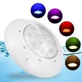 AC12V 36W RGB LED Natação Piscina Luz impermeável IP68 Controle Remoto Lâmpada subaquática