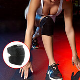 Sports Knee Pads 1 Pair Of Running Pressure Breathable Foot Basket Row Riding Climbing Eva Thick Cushion To Protect The Knee