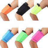 Bakeey الرجال والنساء مريحة هاتف حقيبة الذراع ممارسة الذراع كم الجري الرياضة شارة للالهاتف المحمول