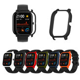Kleur PC Watch Case Cover Watch Cover Screenprotector voor Amazfit GTS