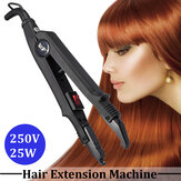 Hair Extension Fusion Iron Alat Pengikat Keratin Konektor Panas