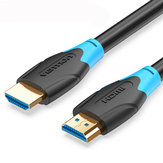 Vention HDMI 2.0 Cable 3D 2160P HDMI Cable 1.5m 3m 5m 10m Ethernet HDMI Adapter HDTV LCD Projector 4K HDMI Cable