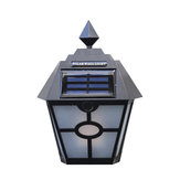 Waterproof 28 LED Solar Power PIR Motion Sensor Wall Light Outdoor Garden Lamp
