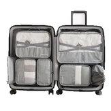 IPRee® 7 szt. Torba na pranie Torba podróżna Torba do przechowywania bagażu