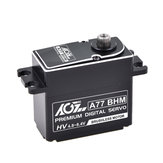 AGF A77BHM 18KG 25T Brushless Metal Gear Digital Servo For 1/8 1/10 RC Car 50-90 Class 26cc-50cc RC Airplane RC Boat