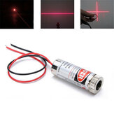 5mW 650nm Focusable Red Dot/Cross/Line Laser Diode Module