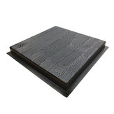 Houten Graan Concrete Mould Mallen Board Cement Tuin Springplank Pad Patio