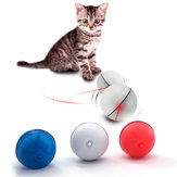 Electric Flash Light Rolling Ball Cats Catching Toy Scratch Ball Funny Cats Dogs Pet Playing Toy Pet Toys