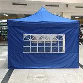 3x3 м Медицинская Боковые палатки для палаток Кемпинг Туристическая палатка для пикника с навесом и переносным окном