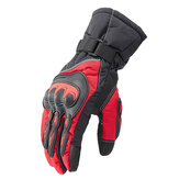 Motorcycle Gloves Riding Cycling Protective Waterproof Winter Keep Warm