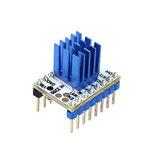 4 stks TMC2209 Stappenmotor Driver Super Stille Stepsticks Mute Driver Board 256 Microstappen Voor Sidewinder 3D Printer