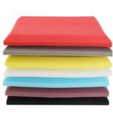 24 piezas 50 * 50 * 5 cm esponja de espuma de insonorización esponjas de oficina de estudio de absorción de sonido