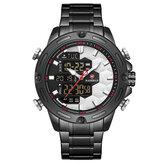 KADEMAN K9070 Week Year Display Dual Display Watch