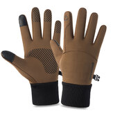Winter Warm Thermal Touch Screen Motorcycle Gloves Ski Snow Snowboard Cycling Touchscreen Waterproof