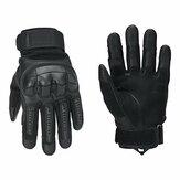 Touchscreen Motorfiets Volledige vinger Militaire tactische handschoenen Motorrijden