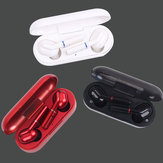 TWS bluetooth 5.0 Wireless Large Capacity Stereo HiFi Earphone Smart Touch Headphone With Charging Box
