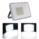 AC220V 12/24/36/72 / 144LED lumière d'inondation IP67 lampe de garage de parc de jardin extérieur