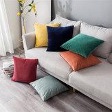 Carré Coussin Couverture Coussin Siège Canapé Taille Cas Home Room Décoration Taie d'oreiller
