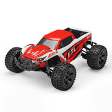 HeHengDa Toys H1266A 1/12 2.4G 4WD 42km / h RC Car Full Proportional Vehicles RTR Model