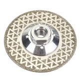 65-125mm diamant meule M14 carreaux de porcelaine mince diamant lame de coupe à sec