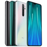 Xiaomi Redmi Note 8 Pro Global Version 6,53 polegadas Câmera traseira de 64MP 6GB 64GB NFC 4500mAh Helio G90T Octa Core 4G Smartphone