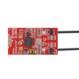 XBOSS AC2000 RC Mini Dual-core Tri-mode RSSI Receiver Output S.BUS Support S-FHSS D16 Non-EU D16 EU-LBT for RC Drone