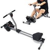 12-poziomowa maszyna do wiosłowania Fitness Cardio Sport Narzędzia do ćwiczeń Brzuch Trener mięśni Sprzęt do ćwiczeń