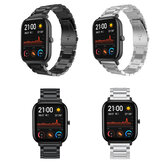 Bakeey 20MM Full Steel Watch Banda para Amazfit GTS Smart Watch