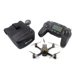 Eachine Novice-III 135mm 2-3S 3 Inch FPV Racing Drone RTF&Fly more w / 5.8G 40CH EV800ゴーグル2.4G ER8トランスミッター