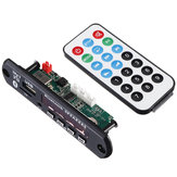 15Wx2 bluetooth 5.0 Power Amplificador Board Lossless MP3 Audio Decoder Board Accesorios para Pull Rod Audio Amplificador