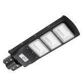 180led 2835smd 90W LED solare lampione pannello risparmio energetico lampada impermeabile con remoto controller 10AH Batteria
