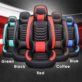 Wear-Resistant PU Leather Car Seat Cover 65 * 55 * 25cm