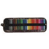 Zhuting 48 colori matite colorate set solubile in acqua acquerello artista pittura matita indonesiana piombo con matita Borsa per la scuola disegno schizzo rifornimenti di arte