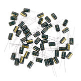 50pcs 16v 470uf High Frequency Low ESR Radial Electrolytic Capacitor