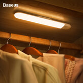 Baseus corps humain Induction Cabinet Light USB rechargeable lampe de chevet LED veilleuse